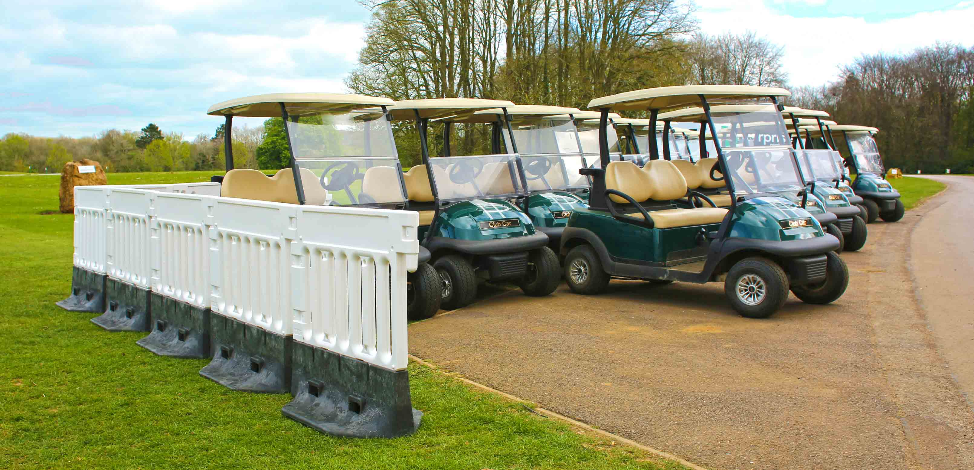 StrongWall Sports Events Barrier