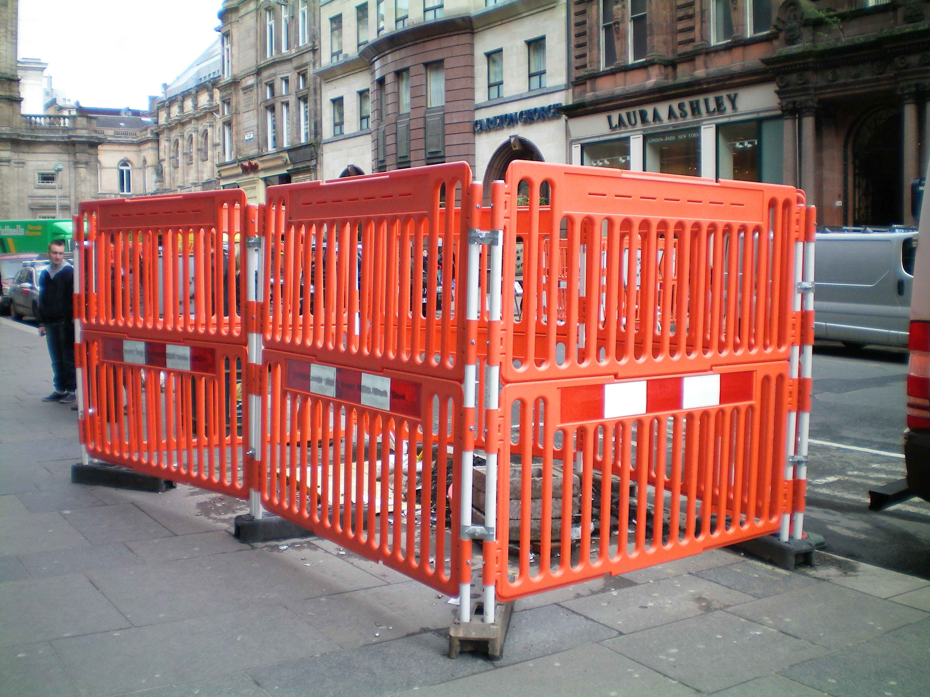 EnduraFence City Barrier