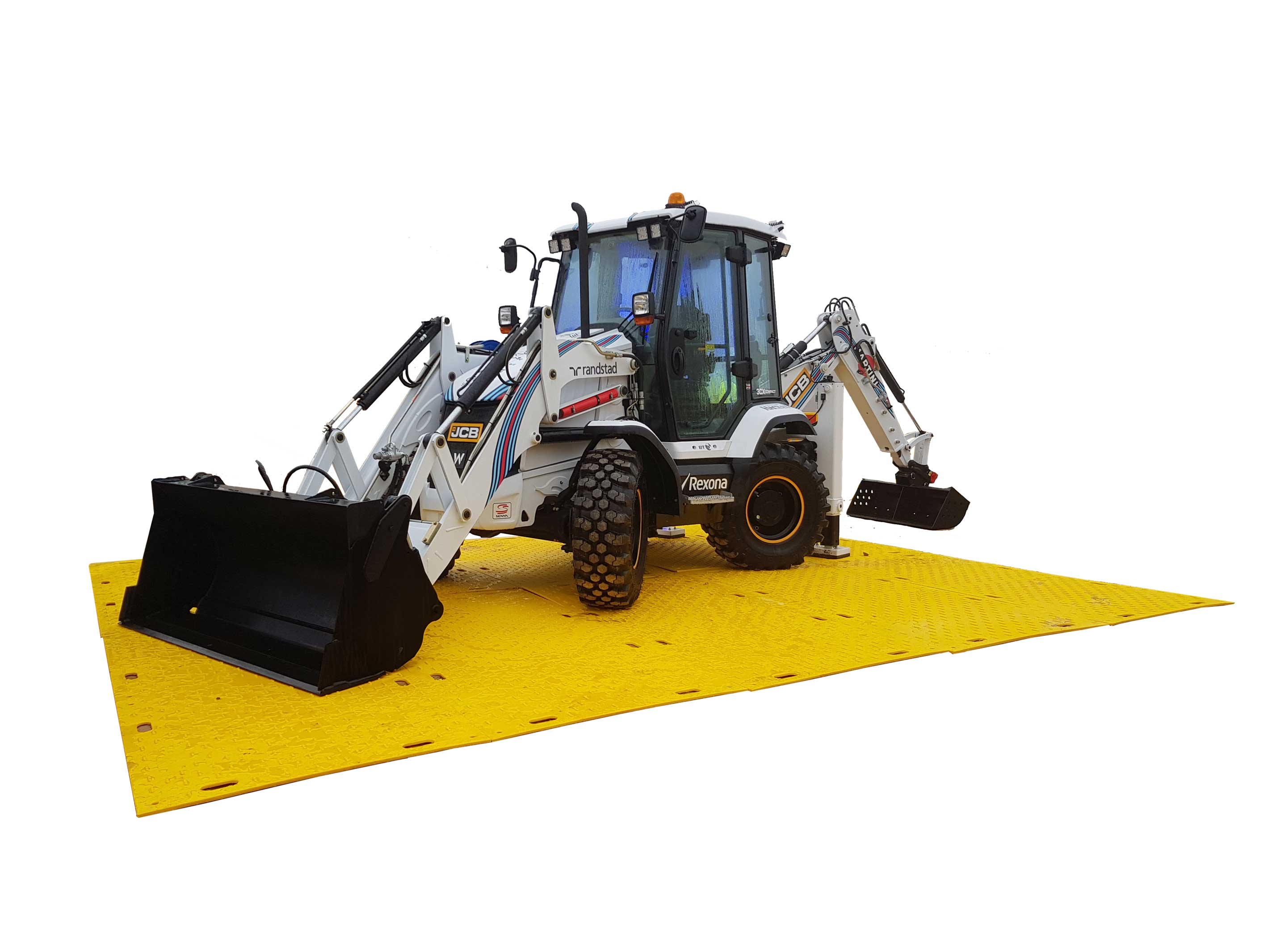 EnduraMat JCB Ground Protection Mat